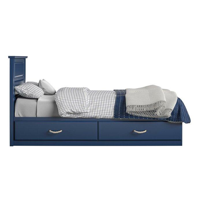 Terrific Sierra Ridge Twin Mates Bed With Drawers Inzonedesignstudio Interior Chair Design Inzonedesignstudiocom