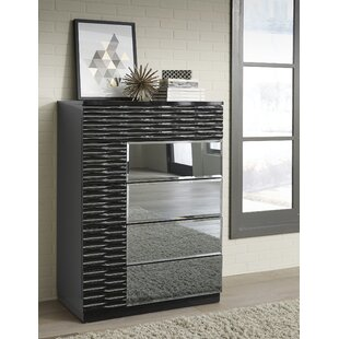 Compare prices Beachmont 6 Drawer Chest by Orren Ellis