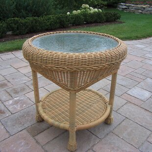 Kingsmill Wicker Side Table