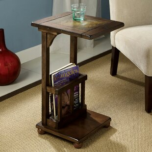 Stroud End Table by Canora Grey