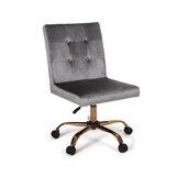 Swell Tufted Velvet Desk Chairs Youll Love In 2019 Wayfair Forskolin Free Trial Chair Design Images Forskolin Free Trialorg