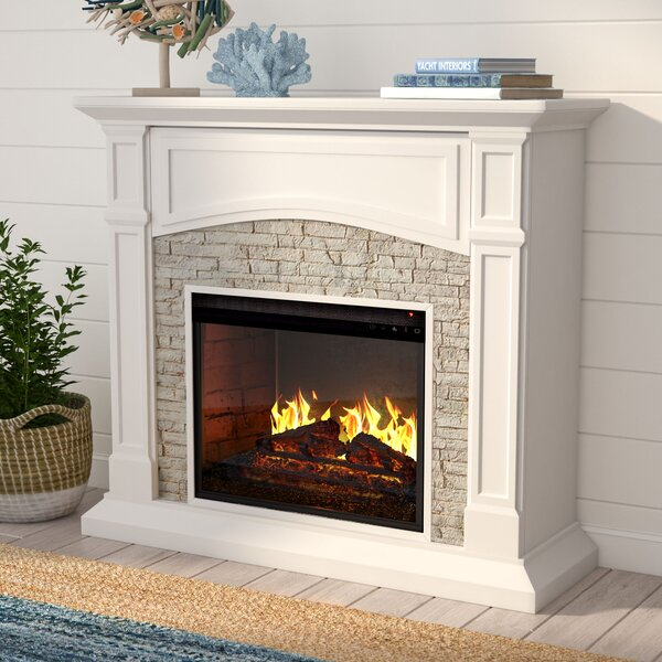 Cameron Electric Fireplace Wayfair