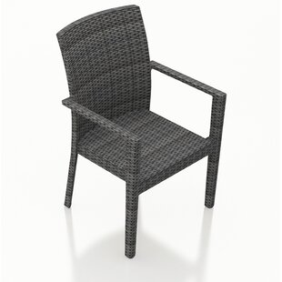 Harmonia Living District Patio Dining Chair (Set of 2)