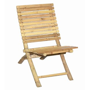 Low Beach Lounge Chair by Bamboo54