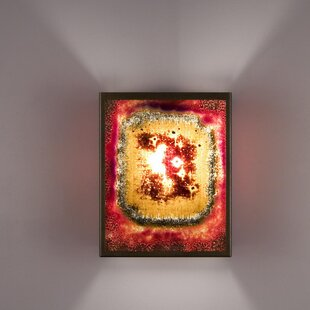 Coupon FN 1-Light Wall Sconce By WPT Design