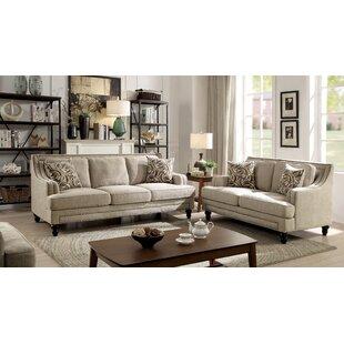 Pinnix Configurable Living Room Set