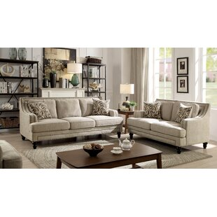 Big Save Pinnix Configurable Living Room Set by Bloomsbury Market Reviews (2019) & Buyer's Guide