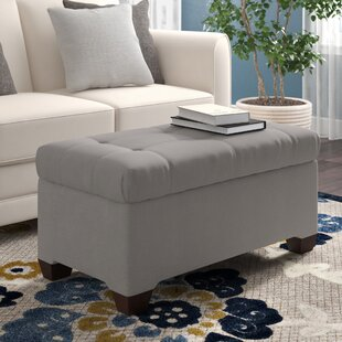 Stephanie Upholstered Storage Bench