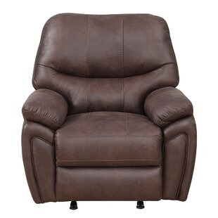 Quance Manual Rocker Recliner by Winston Porter