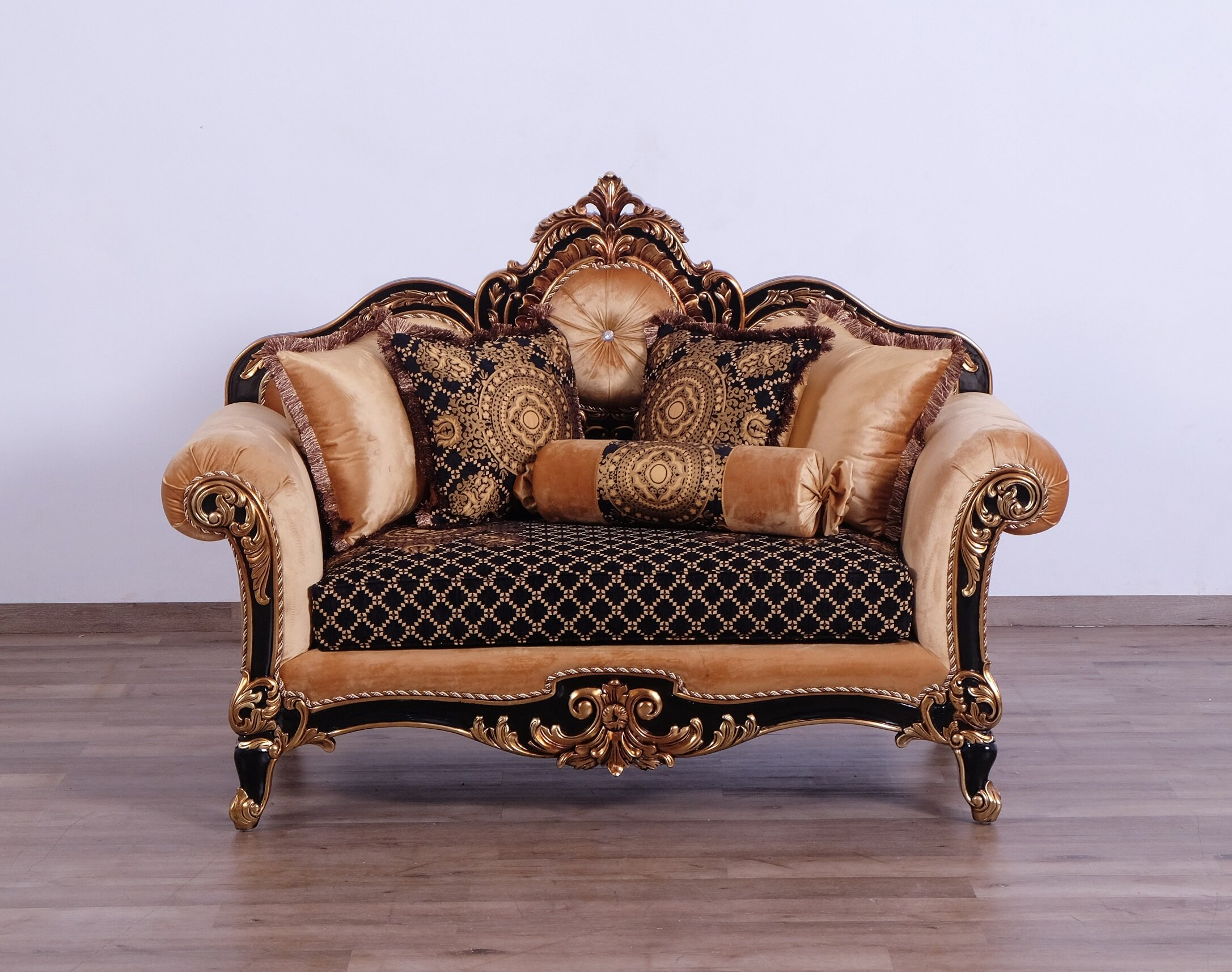 Excellent Phillips Loveseat Gamerscity Chair Design For Home Gamerscityorg