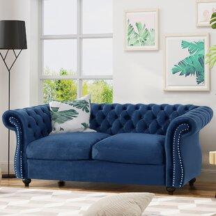 Blue Sofas You\'ll Love in 2019 | Wayfair