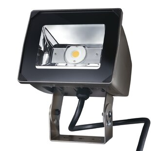 Night Falcon 51-Watt LED Outdoor Security Flood Light by Cooper Lighting LLC