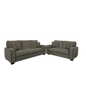 Cheriton 2 Piece Living Room Set by Latitude..