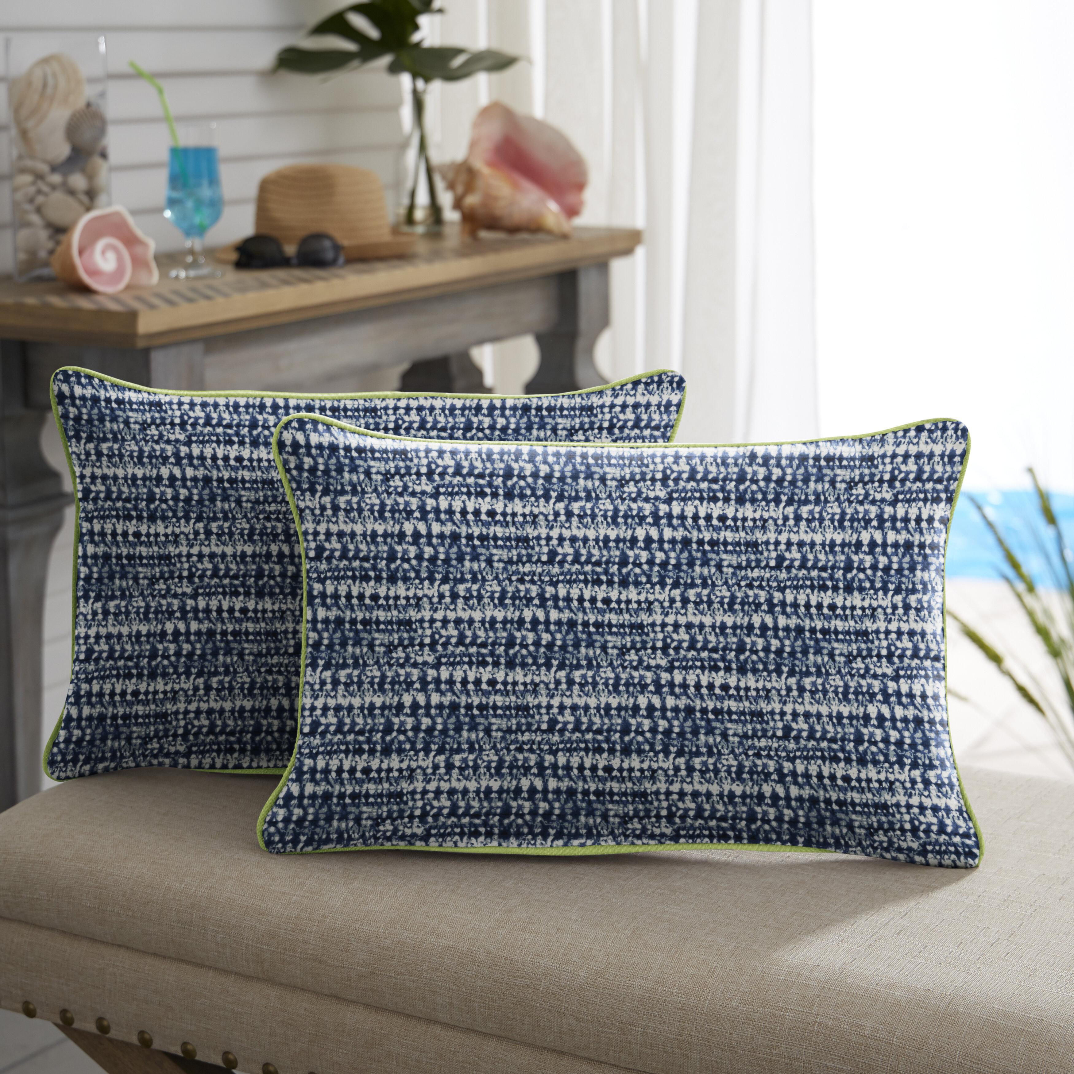 Berthier Indoor Outdoor Pillow Cover