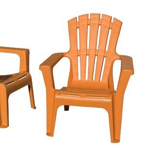 Casavant Plastic Adirondack Chair