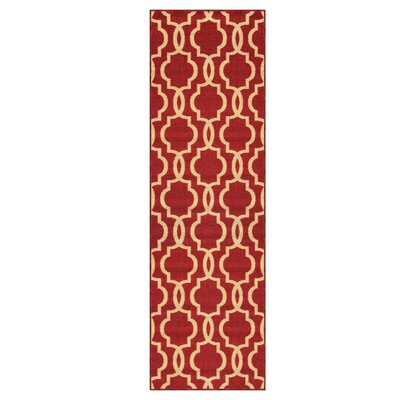 Geometric Red Rugs You Ll Love In 2020 Wayfair