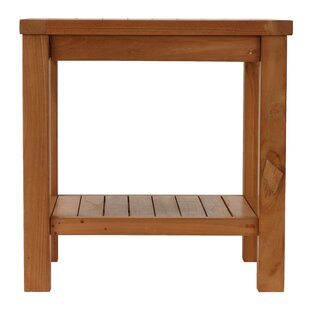 Chad End Table by Millwood Pines