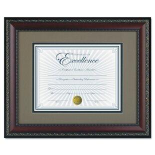 62654c79ae1 World Class Document Frame w Certificate