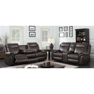 Latitude Run Hassen Transitional Reclining Living Room Collection