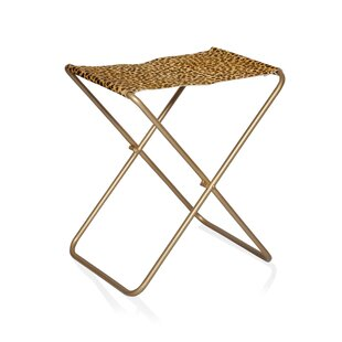 Chancey Director Accent Stool by Mercer41