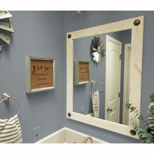 Miroirs de salle de bain: Style - Chalet rustique | Wayfair.ca