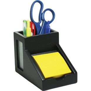 Rebrilliant Pencil Cup & Note Holder