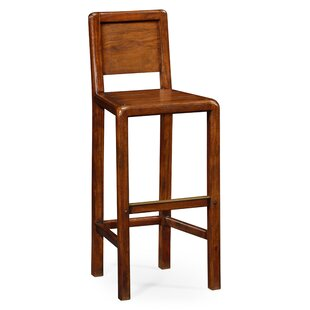 Low Back 31 Bar Stool by Jonathan Charles Fine Furniture