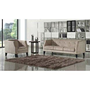 Mercer 2 Piece Living Room Set