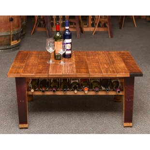 Wine Barrel Coffee Table.Wine Barrel Coffee Table Wayfair
