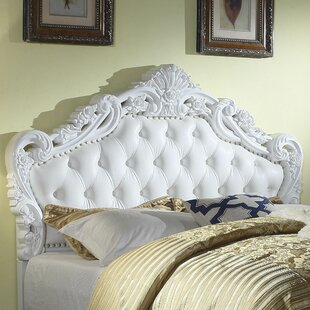 Paladin Classic Style Queen Upholstered Panel Headboard by Astoria Grand