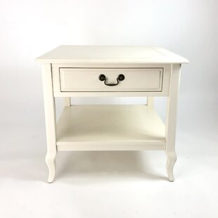 Ophelia & Co. Holly Springs End Table with Storage