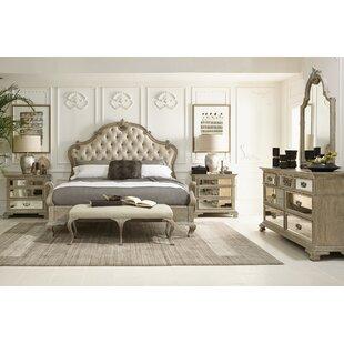 Bernhardt Campania Panel Bed