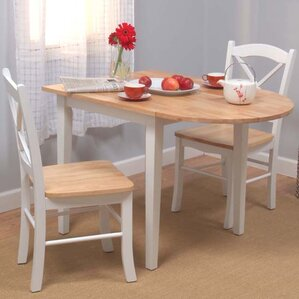 Prudhomme 3 Piece Dining Set