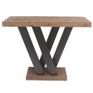 Teton Home Minimalist Console Table