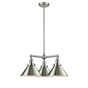 Stonecrest 3-Light Mini Chandelier by Laurel Foundry Modern Farmhouse