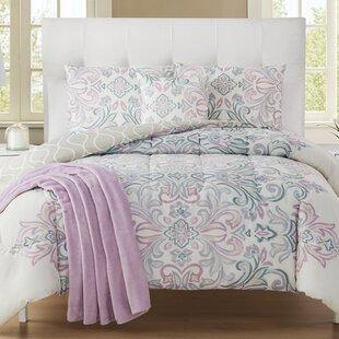 Baysinger 5 Piece Comforter Set