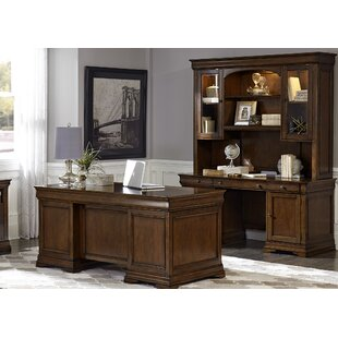 Grunewald Jr Executive Rectangular Reception Desk by Darby Home Co