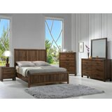 Harleigh Queen Standard 5 Piece Bedroom Set by Union Rustic