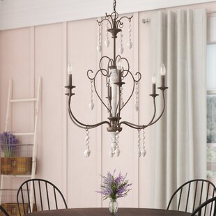 Lark Manor Bouchette Traditional 6-Light ..