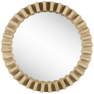 17 Stories Curcio Sprocket III Accent Wall Mirror