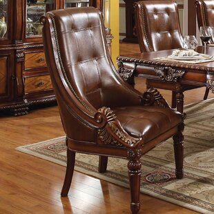 Regner Upholstered Dining Chair by Astori..