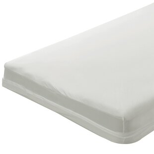 Great deal 3 Zippered Natural Cotton Crib Mattress Cover By Bargoose Home Textiles