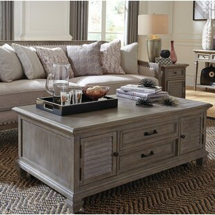 Greyleigh Altenburg Lift Top Coffee Table