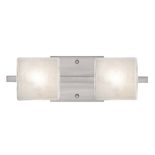 Best Choices Paolo 2-Light Vanity Light By Besa Lighting
