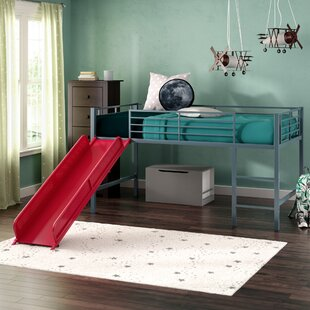 Slide Bunk & Loft Beds You'll   Wayfair on diy loft bedrooms, decorating loft ceilings, decorating loft apartments, decorating kitchen, decorating bathrooms,