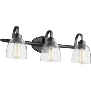 Budget Mattias 3-Light Vanity Light By Alcott Hill