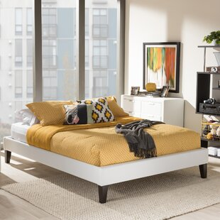Wholesale Interiors Biagio Upholstered Platform Bed
