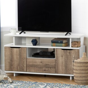 Find Reflekt TV Stand for TVs up to 55'' by South Shore Reviews (2019) & Buyer's Guide