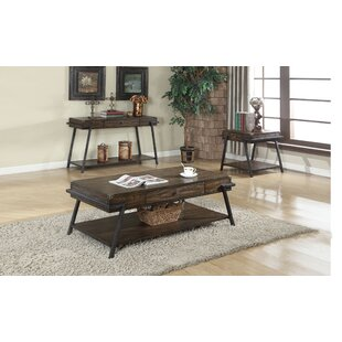 A&J Homes Studio Macall 2 Piece Coffee Table Set