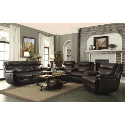 Red Barrel Studio Trista 2 Piece Reclining Living Room Set Red Barrel Studio Upholstery Color Brown From Wayfair North America Daily Mail